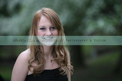 Rachel Schaller Senior Portraits