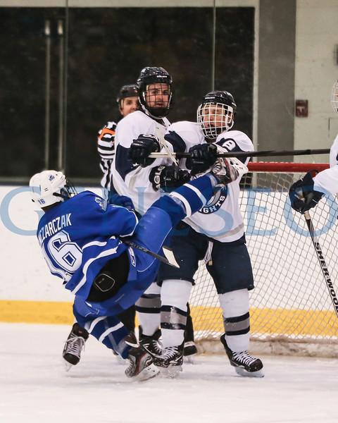 Friday Knight Tailgate and Men's Hockey vs. Fredonia