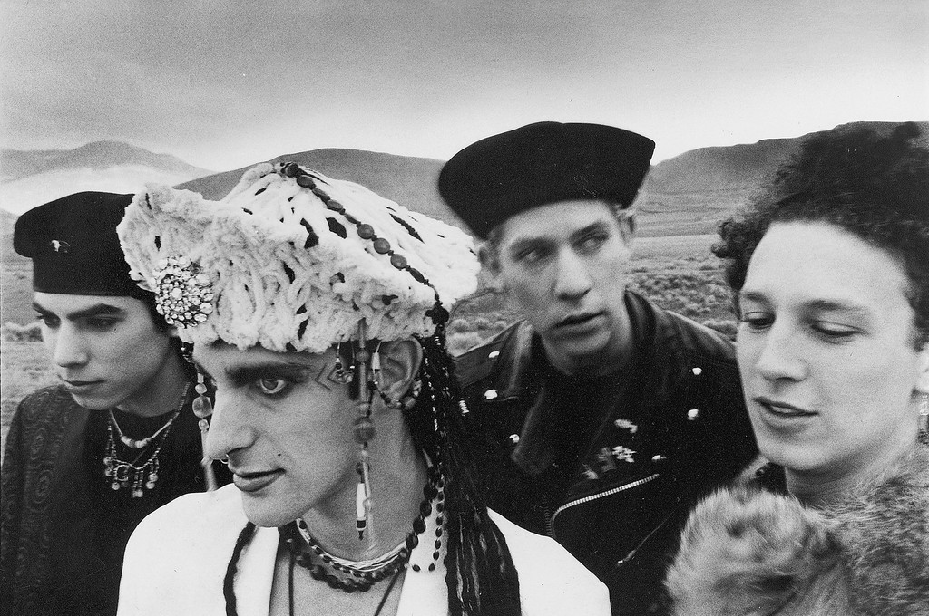 . Jane\'s Addiction (Courtesy of the Rock & Roll Hall of Fame and Museum)