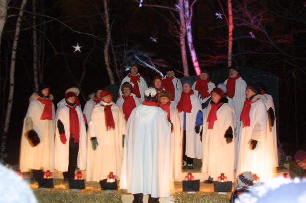 Mont Saint-Hilaire  (décembre 2008)