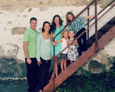 LEACH FAMILY 2015