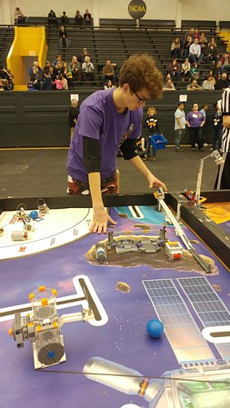 FLL Championships at U of R