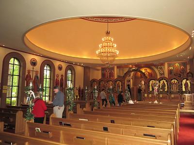 Annunciation Greek Orthodox Church,    Little Rock, Arkansas