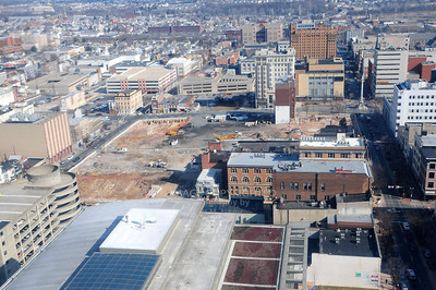 02/07/12 Allentown Arena Site Razing