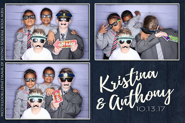 Kristina & Anthony's Wedding