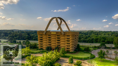 LONGABERGER BASKET OFFICE BUILDING