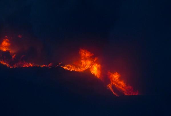 Montecito Fire and Mudslides