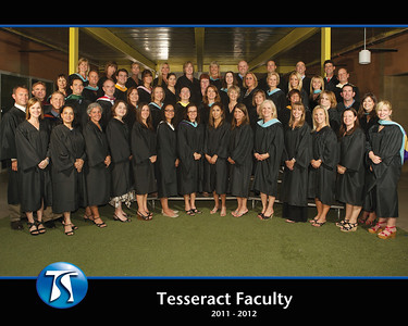 Tesseract 2012 - Faculty