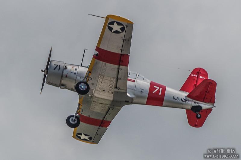 Navy Fighter   Photography by Wayne Heim