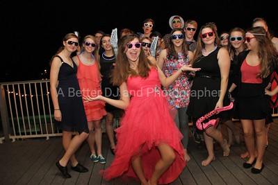 We were the DJ and photographer at Kayla's Sweet 16 Party