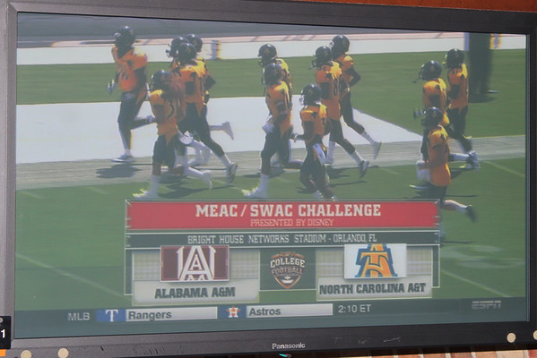 MEAC vs SWAC Challenge Watch Party