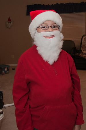 Carson's Santa