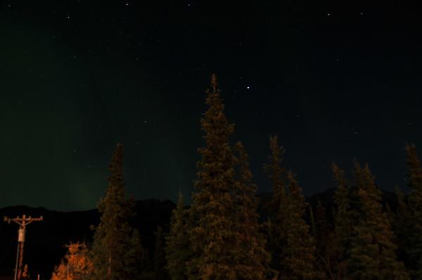 Aurora Borealis-Alaska