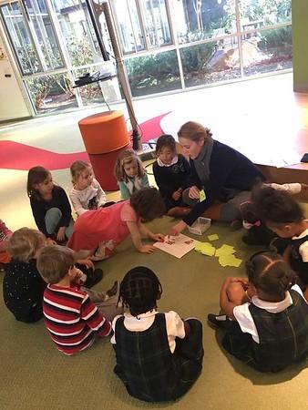 EC Owls Math Lesson with Susan Beshel