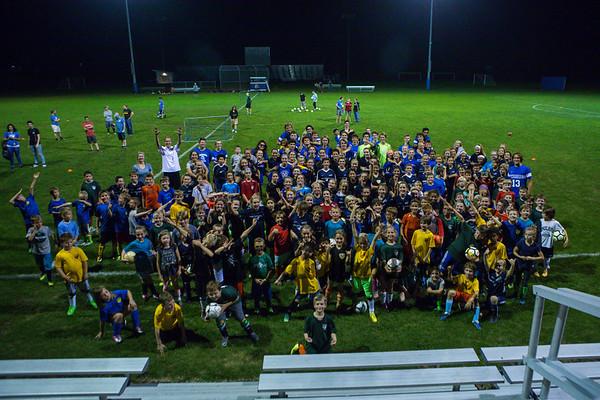"2018-9-26 WHS Soccer, ""Meet the Team Night"""