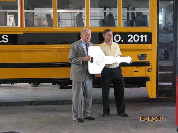 2011 Bath County Hybrid Schools Bus Presentation