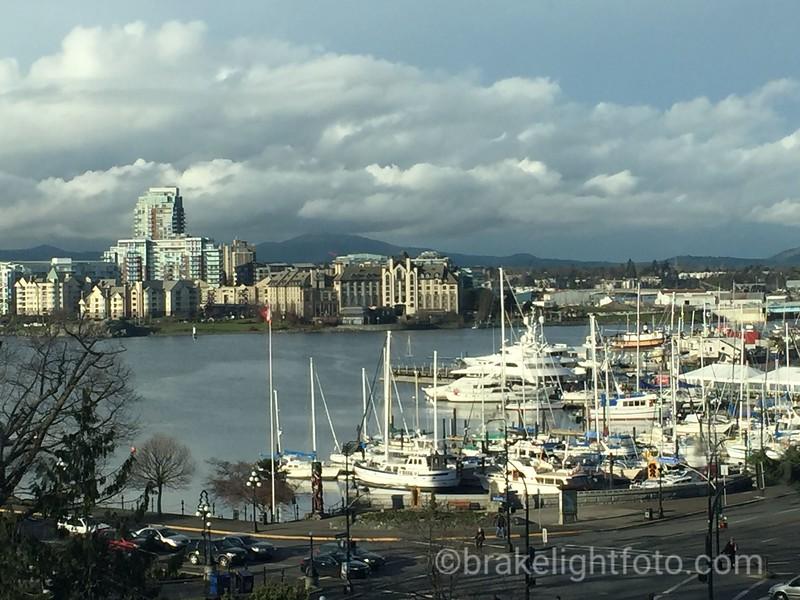 Inner Harbour Victoria