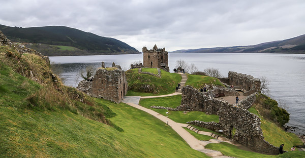 April 26 - Urquhart Castle and the Distillery