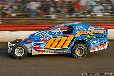Grandview Speedway May 12, 2012