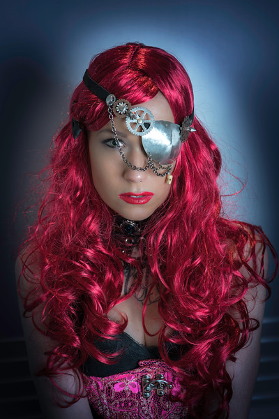 Chicago Steampunk Shoot - January 2017