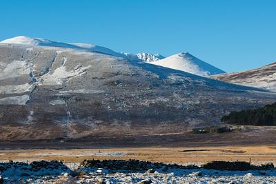 Winter Sun - Loch Muick