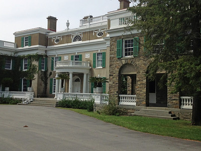 Franklin D Roosevelt Home, Hyde Park, New York