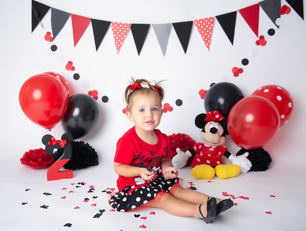 Ry's Two Year Old Session - May 2018