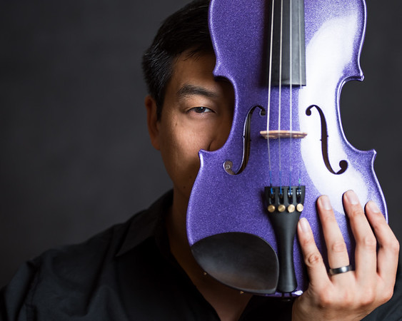 Tim and His Purple Violin