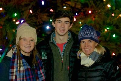 2017.12.24 - Christmas Eve Basking Ridge Downtown