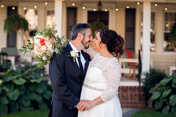 Karla and Ari - Backyard Wedding