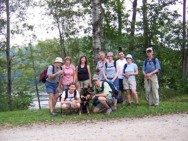 Parc de la rivière Batiscan  (16 août 2009)
