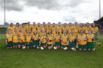 Donard/Glen Senior Camogie Final 2015