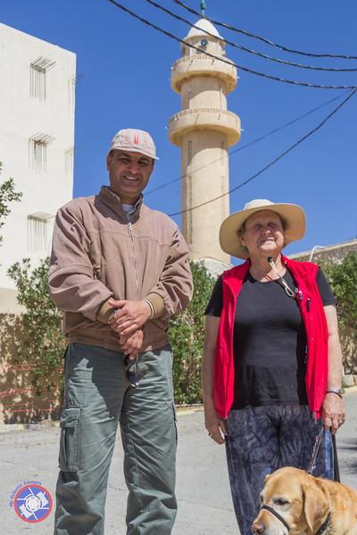 Hasan, Our Jordanian Guide at Petra (©simon@myeclecticimages.com)