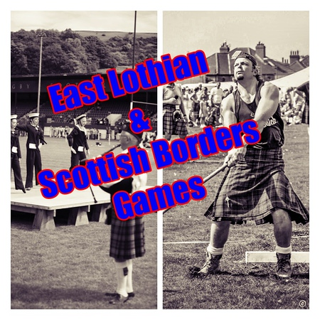 East Lothian & Borders Highland Games