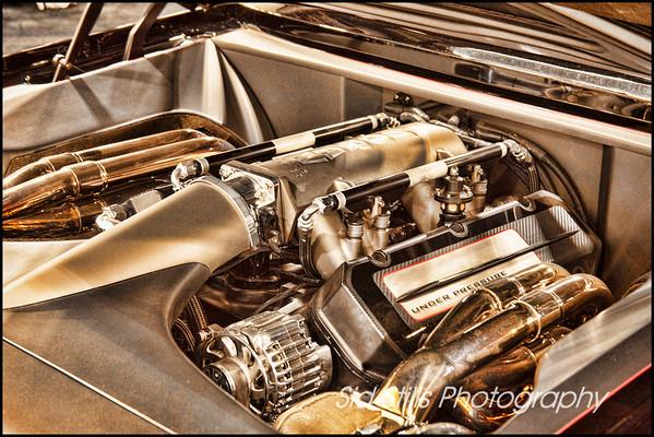 Greybeard Car Show 2014