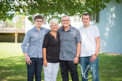 Mullinix Family 2020