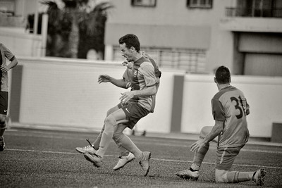 Lions 6-3 Glacis United