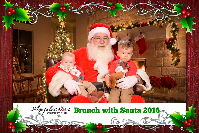 Applecross Brunch with Santa 2016