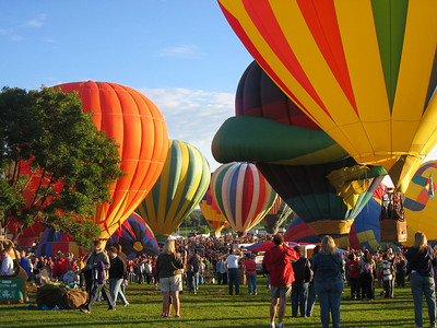 Balloon Classic - September 2007