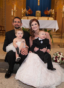 Kaitlyn & Adam Family pics