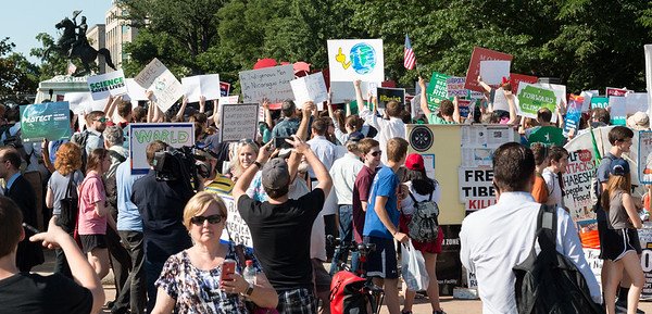Climate Rally 6/1/2917