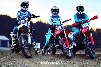 Switchback MX Girls Ride