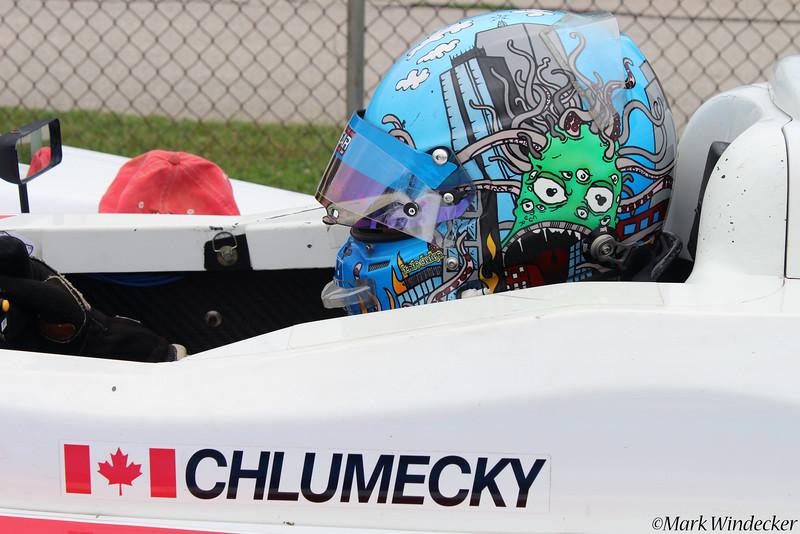 Michal Chlumecky(M) Eurosport Racing