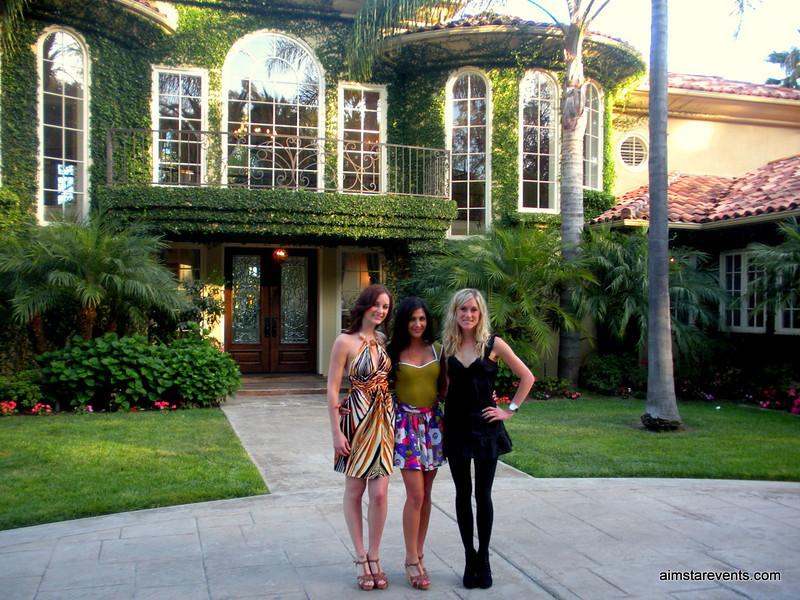 The lovely ATeam Girls