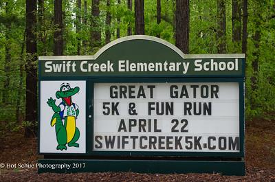 Great Gator 5K & Funrun 2017