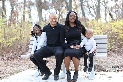 The Hankins Fall Family Portraits