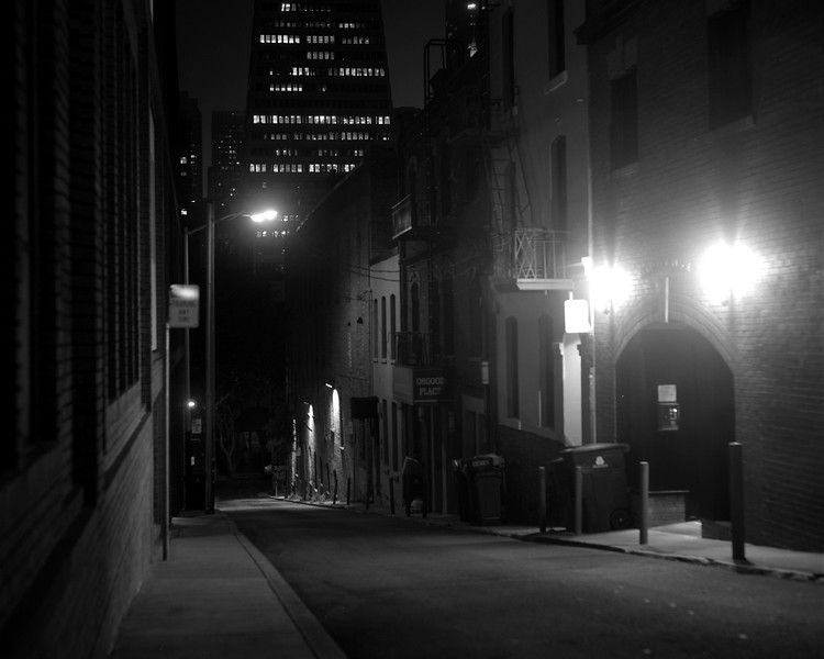 Osgood alley