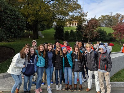 7th Grade Trip to Washington D.C. 2019