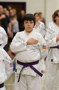 Kickstart Belt Ceremony
