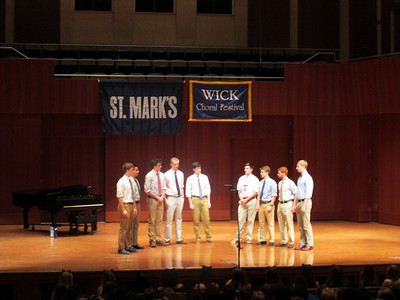 2014 Wick Choral Festival